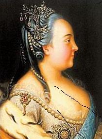 Elizaveta Petrovna Russian Queen