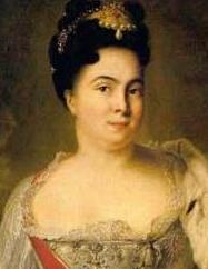 Ekaterina pervaya First Russian Queen
